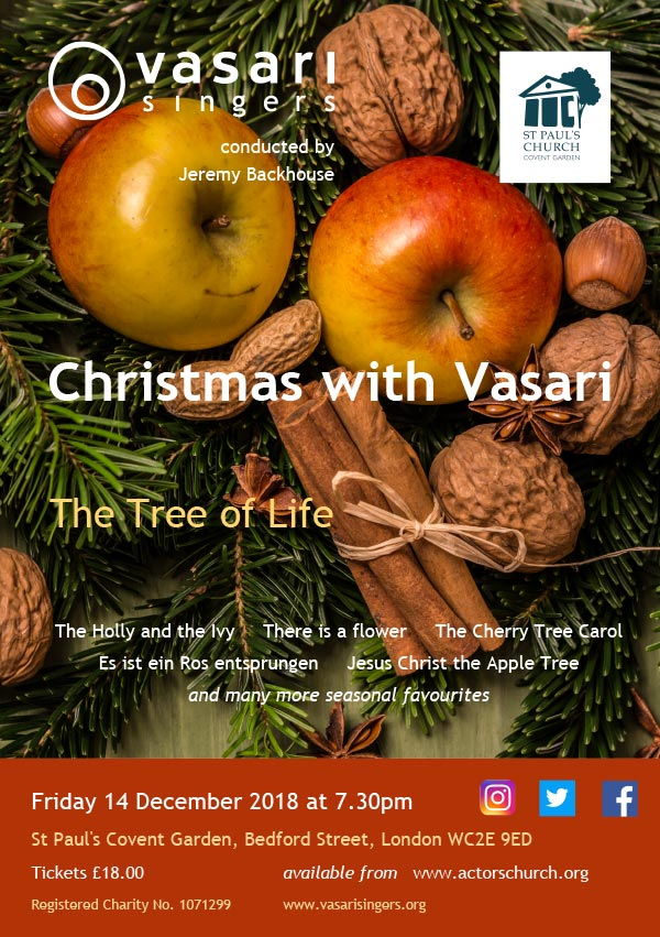 Christmas with Vasari: The Tree of Life